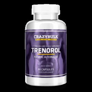 Trenorol, l'alternative à Trenbolone