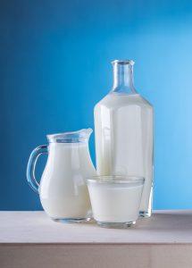 Lactosérum, protéine produite à partir du lait