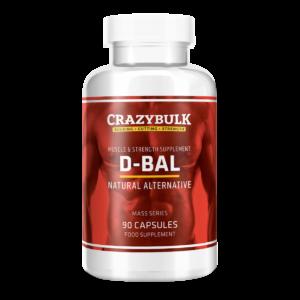 DBal, le Dianabol de chez CrazyBulk