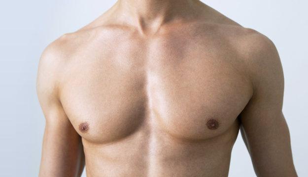 Homme et sein, gynécomastie